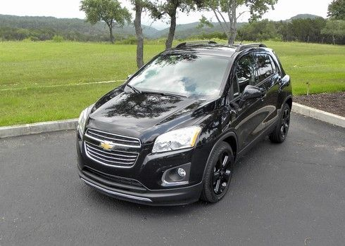 Chevy Trax Adds Expressive Midnight Edition To Lineup Chevy Chevrolet Trax Trax