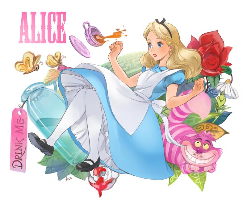 Pin de Cheshire Cat en Alice in wonderland | Pinterest | País de las ...