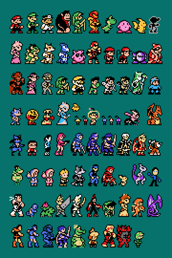Updated with all the Ultimate folks! At least so far