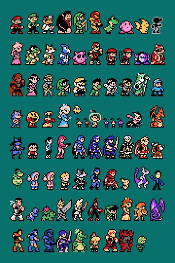 4ec7d1dc743489d84316a13fde1a8f8d - How To Get Every Character In Super Smash Bros Brawl