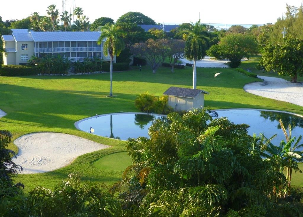 Cheeca Lodge features a 9hole par 3 golf course designed
