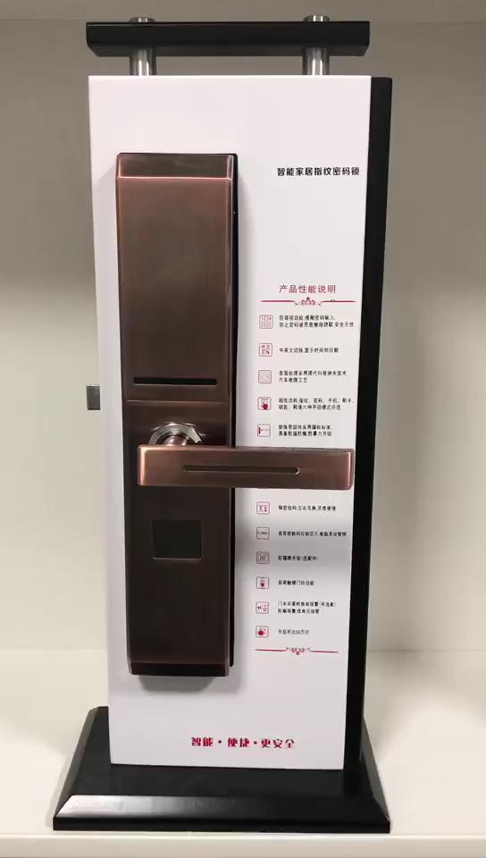 Keyless Lock For Home In 2020 Keyless Locks Front Door Handles Smart Home Locks