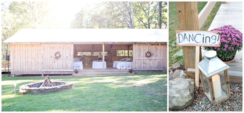 Rock Quarry Farm wedding