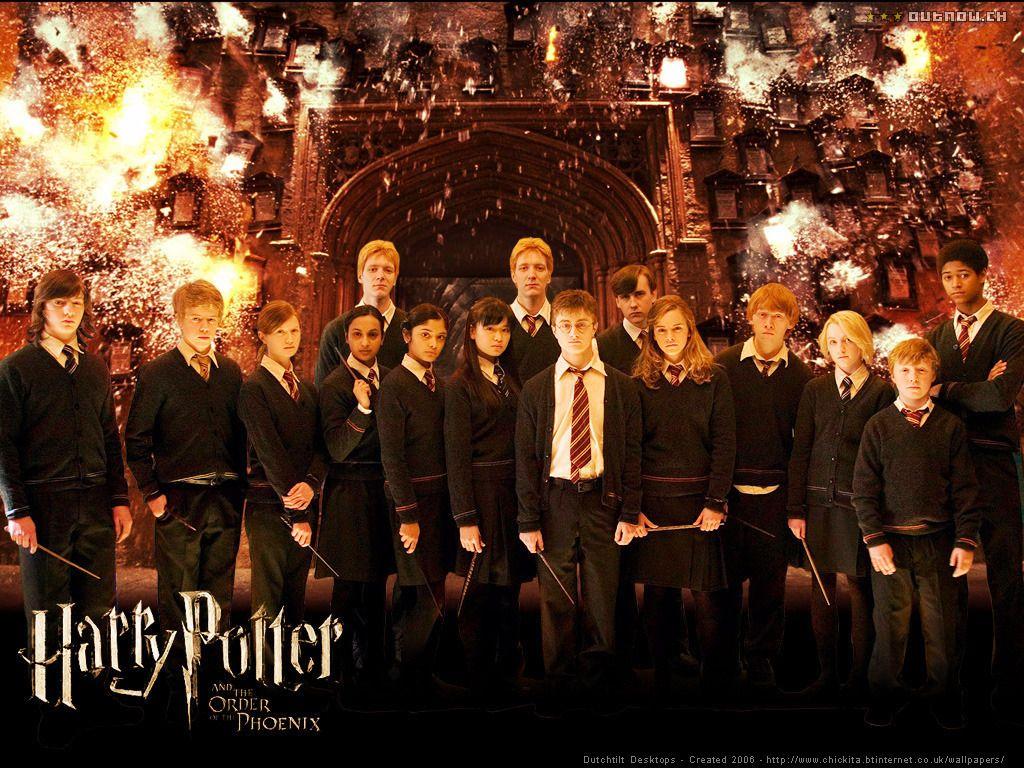 Harry Potter Harry Potter Wallpaper Harry Potter 5 Harry Potter Movies