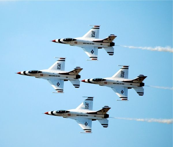 Air Show LRAFB
