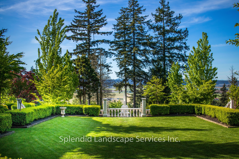 Landscaping Garden Design In 2020 Garden Maintenance Landscape Cool Landscapes