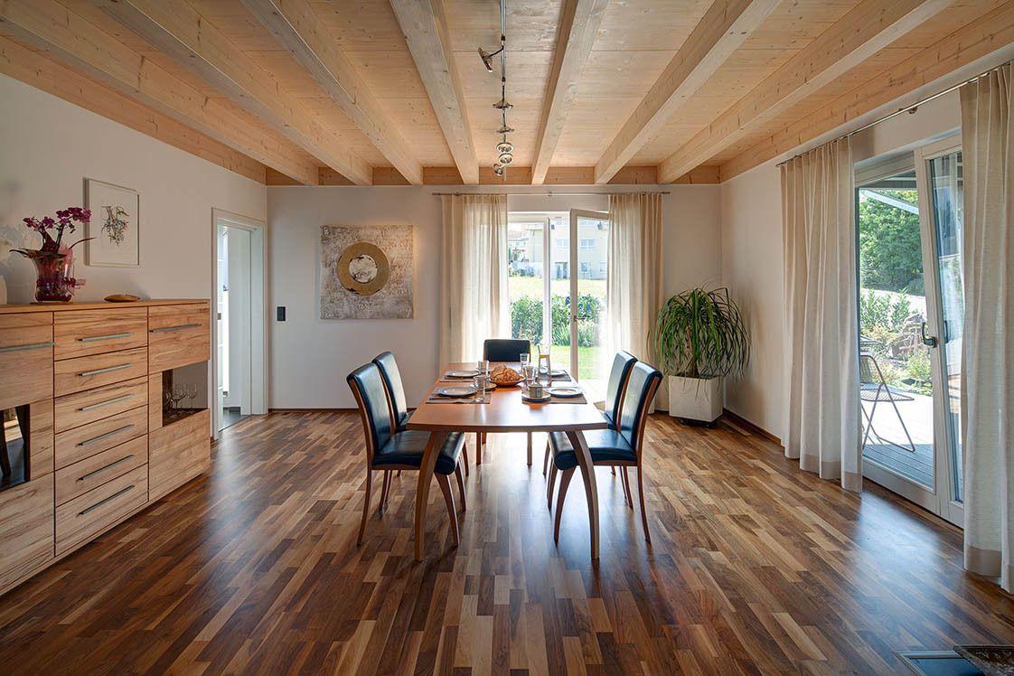 Haus Der Symmetrien In Nähe Von Pforzheim Holzhäuser Stommel
