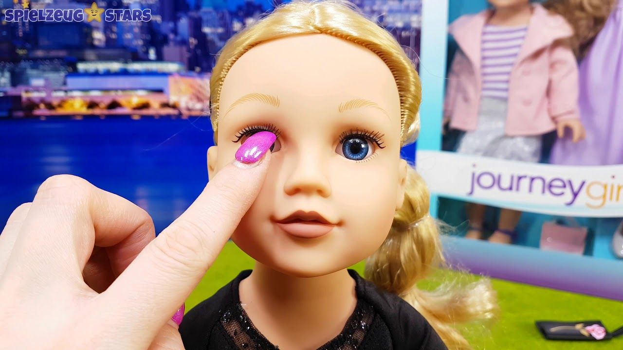 Journey Girls Puppe Meredith von Toys R Us - Wir stellen euch die ...