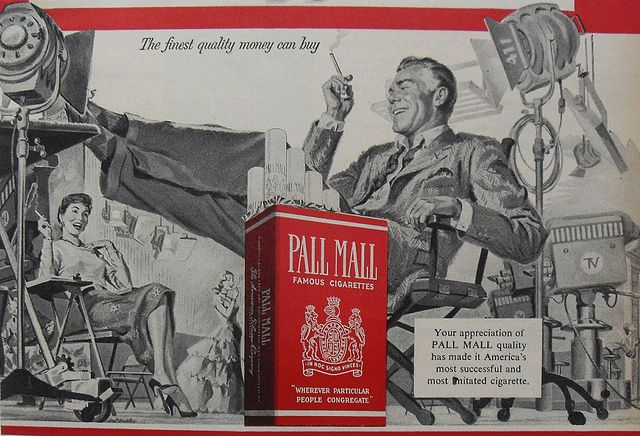 pall mall guys The link boys were vulnerable to the attentions of unscrupulous men  in 1807,  an extraordinary conjuring trick was performed on pall mall.