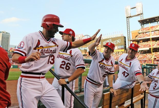National League Week 16 Recap: Cardinals Still On Top - http://movietvtechgeeks.com/national-league-week-16-recap/-The St. Louis Cardinals continue to be the top team in the National League before the All-Star break and now after. The Cardinals are 7-3 over there last ten games helping them build a 5.5 game lead over the Pittsburgh Pirates in the National League Central Division.