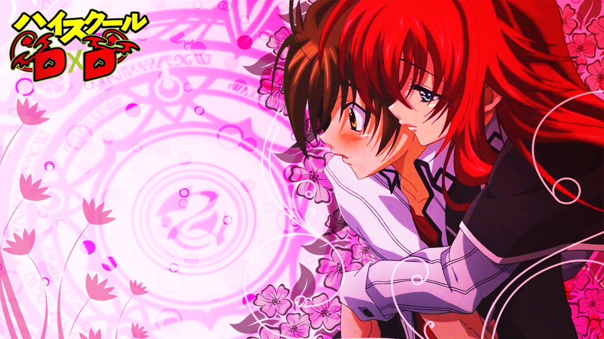 anime anime girls Highschool DxD Hyoudou Issei Gremory