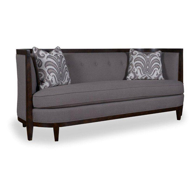 Have To Have It. Morgan Charcoal Sofa