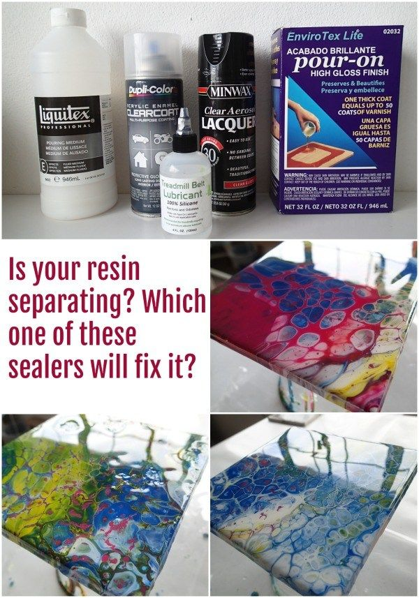 Do you NEED to clean off the silicone from your paintings