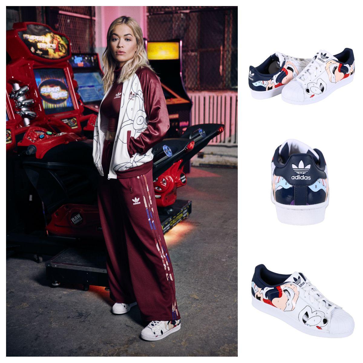 La mujer Originals Superstar zapatos adidas Originals by Rita Ora color