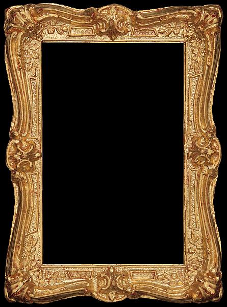 classic transparent frame
