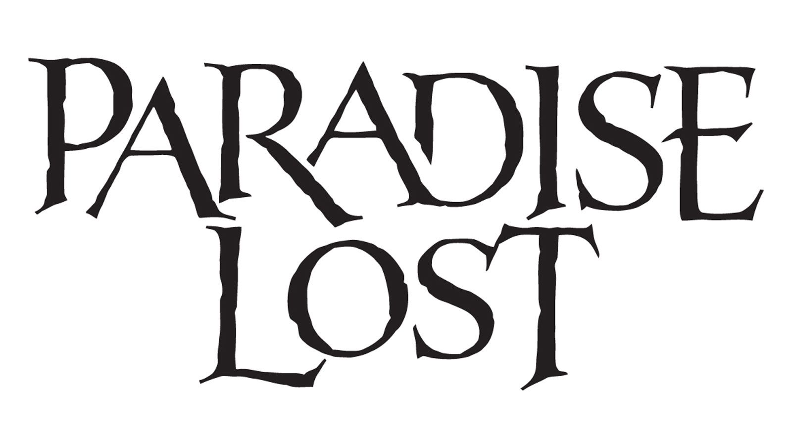 Paradise Lost #logo (With images) | Metal band logos, Metal girl ...