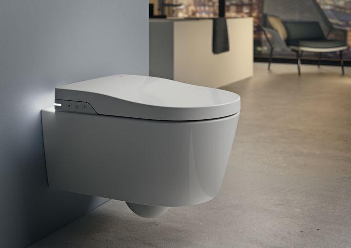 Inodoro Roca Smart Toilet In Wash Suspendido Inodoro Inodoro