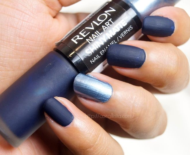 Revlon shiny matte nail art pinstripe nail polishes to try revlon shiny matte nail art pinstripe prinsesfo Images