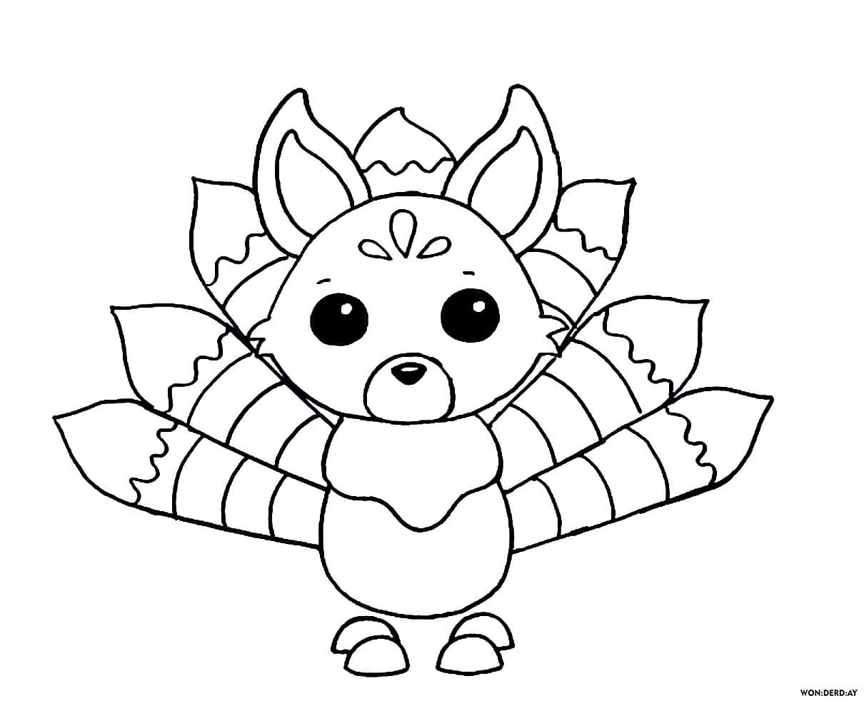 Download Or Print This Amazing Coloring Page Coloring Pages Adopt Me Print For Free Wonder Day Com In 2021 Ausmalbilder Lustige Malvorlagen Malvorlagen Tiere