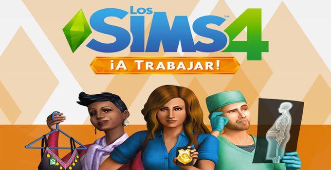 Aquí tenéis los detalles de la primera expansión de Los sims 4.   #the #sims #4 #Atrabajar #expansion