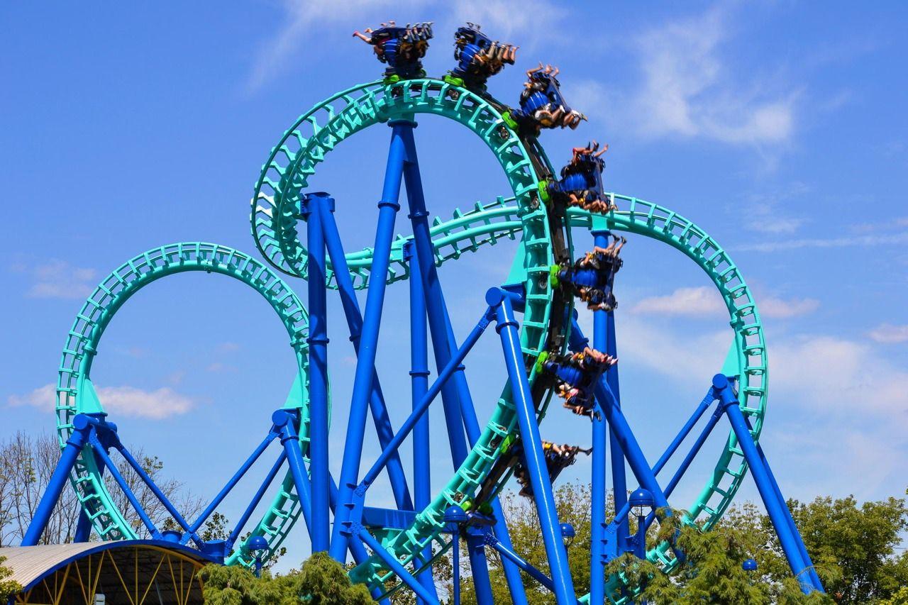 Force Cedar Coasters Roller Point Millennium