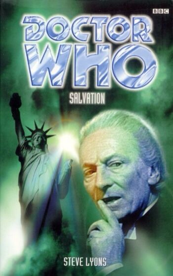 18). Salvation: Featuring the First Doctor, Steven and Dodo