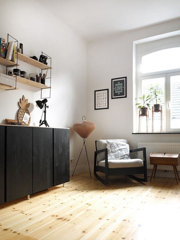 Ikea Hack Wie Du aus IVAR Schränken ein cooles Sideboard