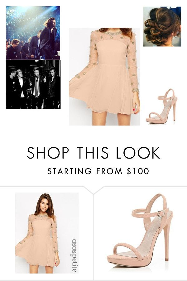 """Awards Show with the Boys"" by pri143 ❤ liked on Polyvore featuring Payne, ASOS and River Island"