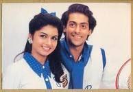 bhagyashree salman khan a golden couple do you like to see them again? | PINKVILLA