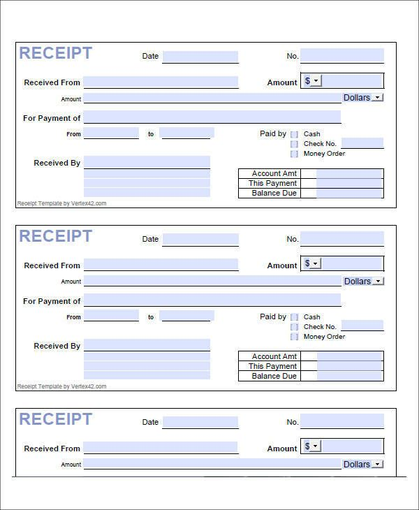 receipt for purchase template 28 images free order News to Go 3