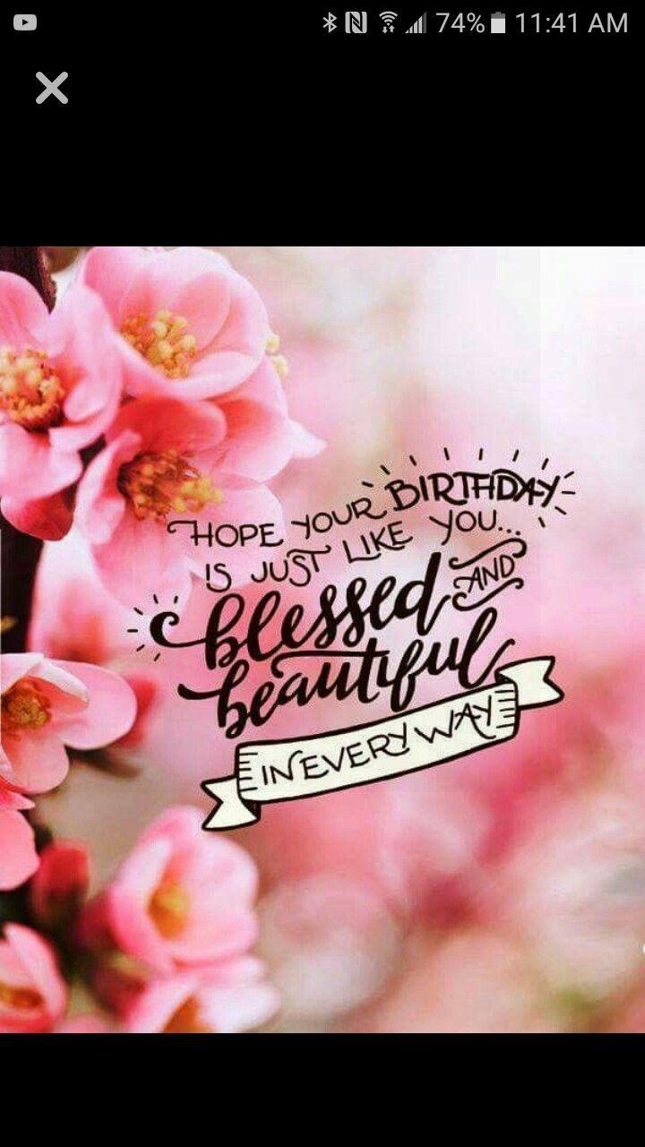 Pin by Vanessa Walker on Happy birthday wishes | Happy