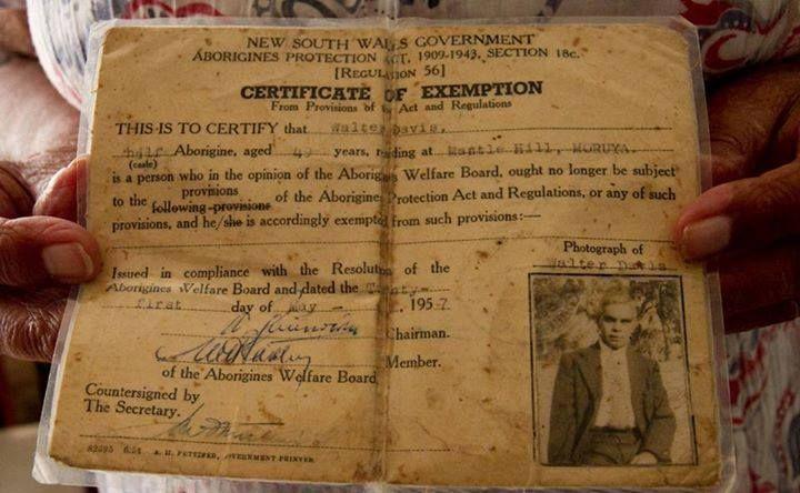 Aboriginal exemption | Aboriginal Exemptions | Pinterest | Certificate