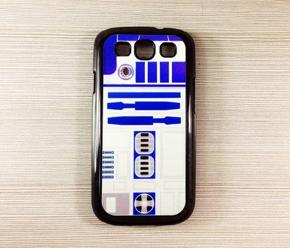 Star War R2D2 Samsung Galaxy S3/S4 Rubber CaseS2/Note by geekcaser, $7.99