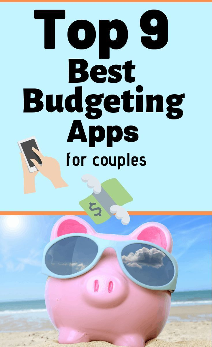 Top Budget Apps for Couples in 2019 Budget app, Apps for