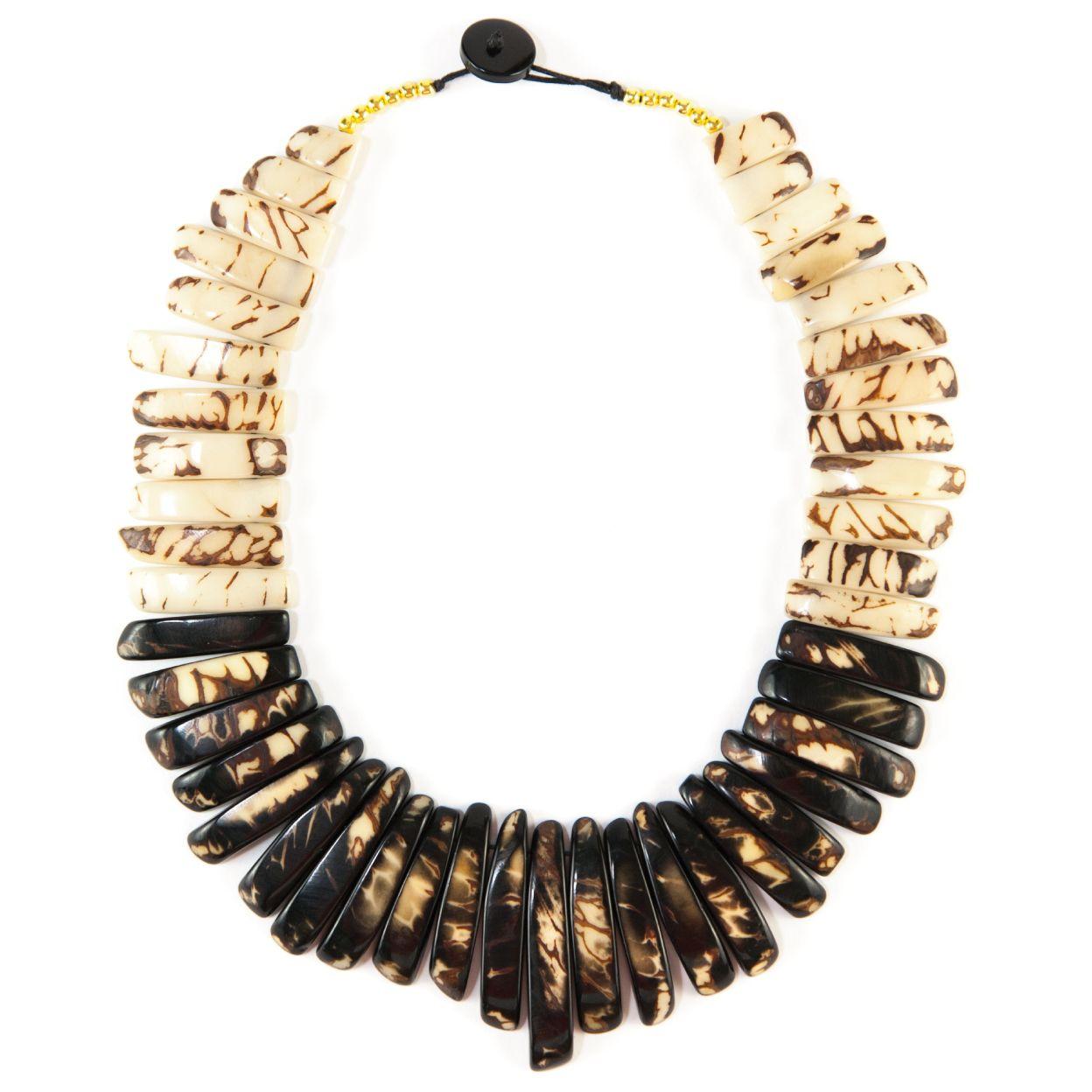 Amazon Necklace by La Tagua Ecuador | Retail Store
