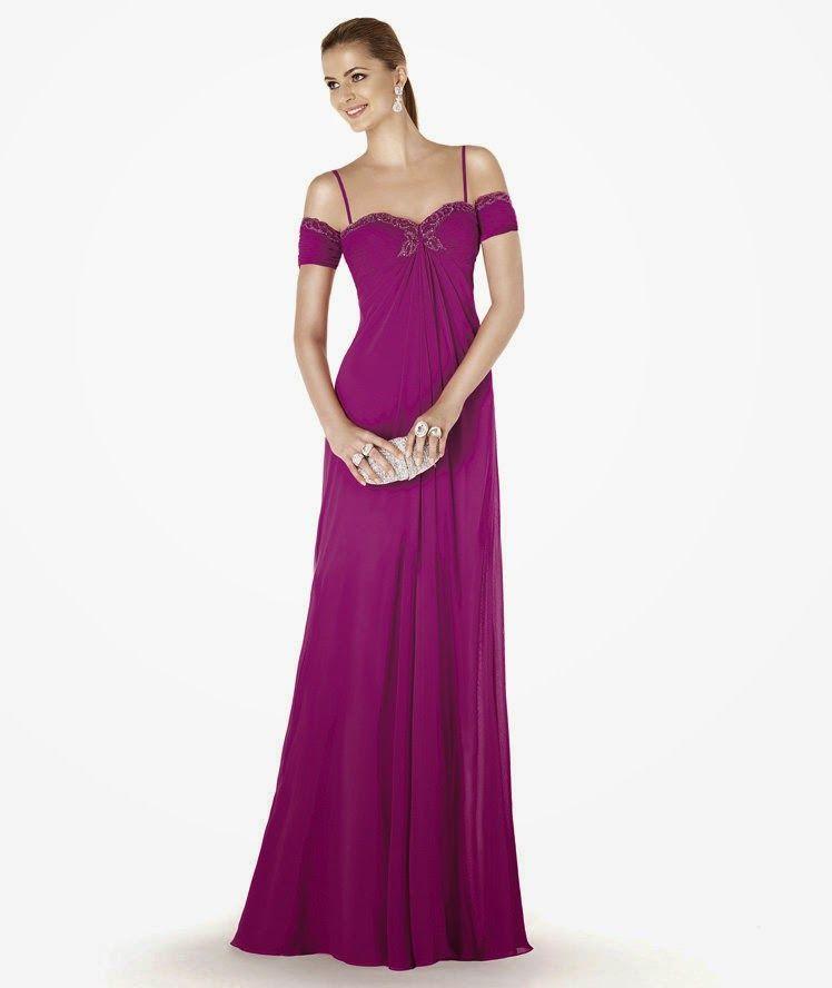 Pronovias 2015 gece elbiseleri