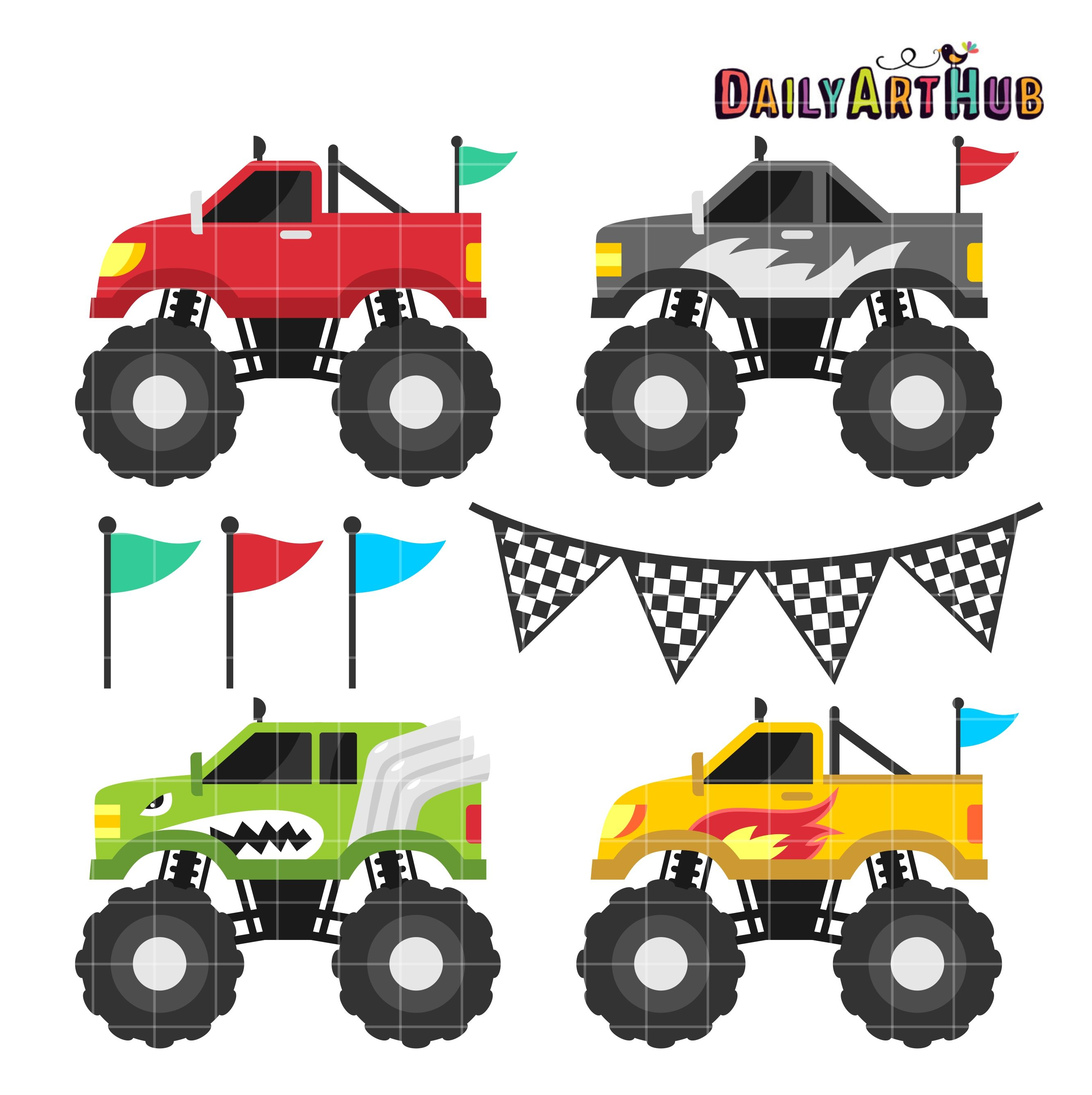 26++ Monster truck clipart png ideas in 2021