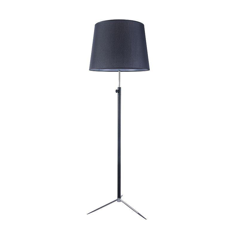 Dreibein Stehlampe Monic In Schwarz Dezent Und Schlicht Kaufen Per