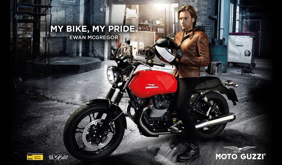 Moto Guzzi 2014 (With images) Moto guzzi, Ewan mcgregor