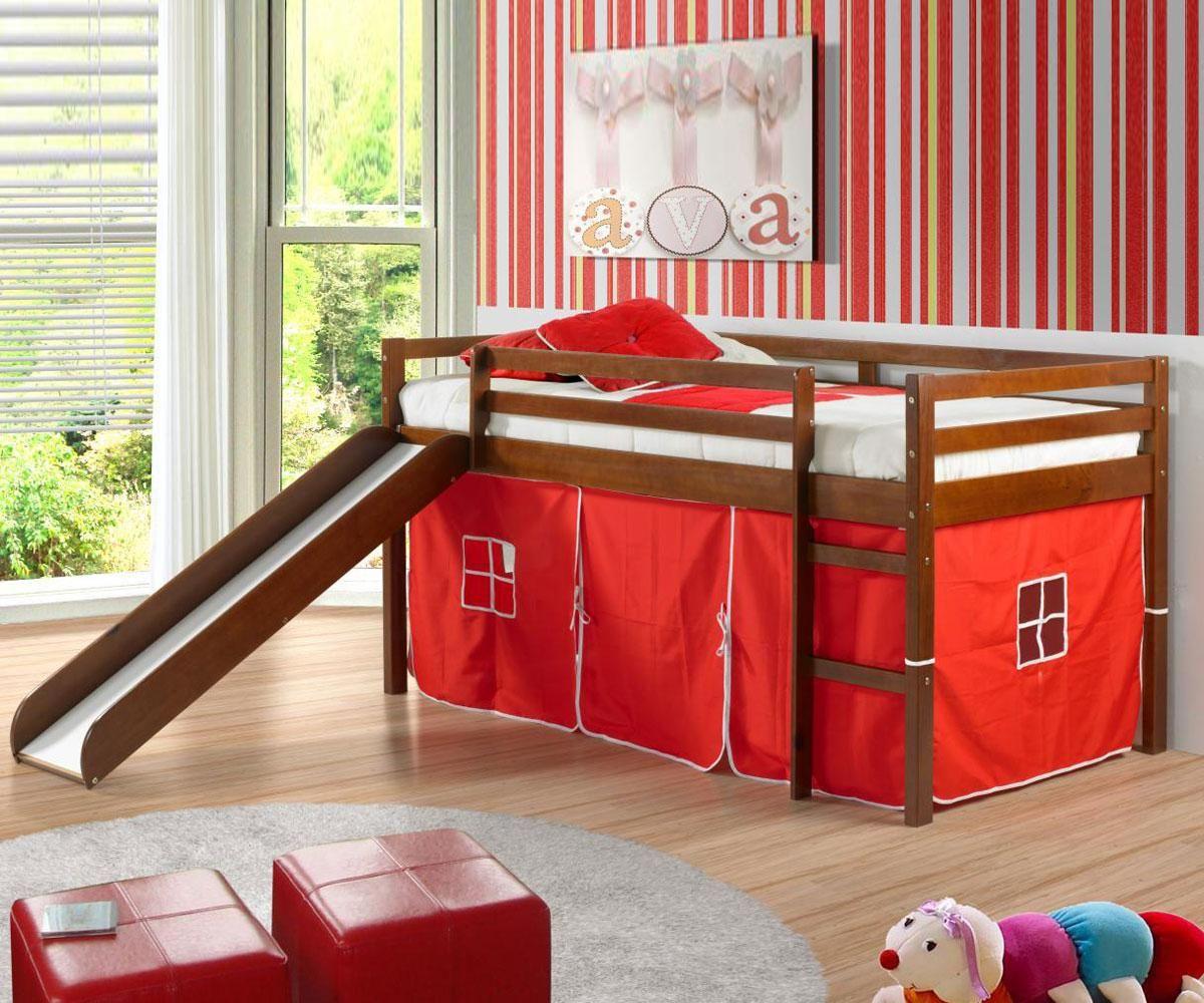 Loft bed ideas for kids  Kids Loft Beds Ideas Kids Loft Beds Red Tent  Bedroom Inspiration