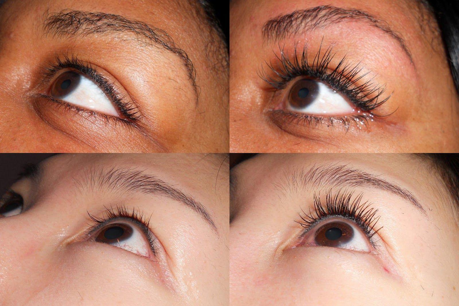 3 step diy eyelash growth oil eyelash growth