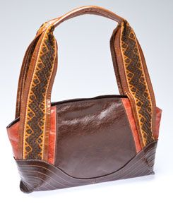From Limon Piel Designs Crafted In Colombia Local Woven Straps And Soft Leather