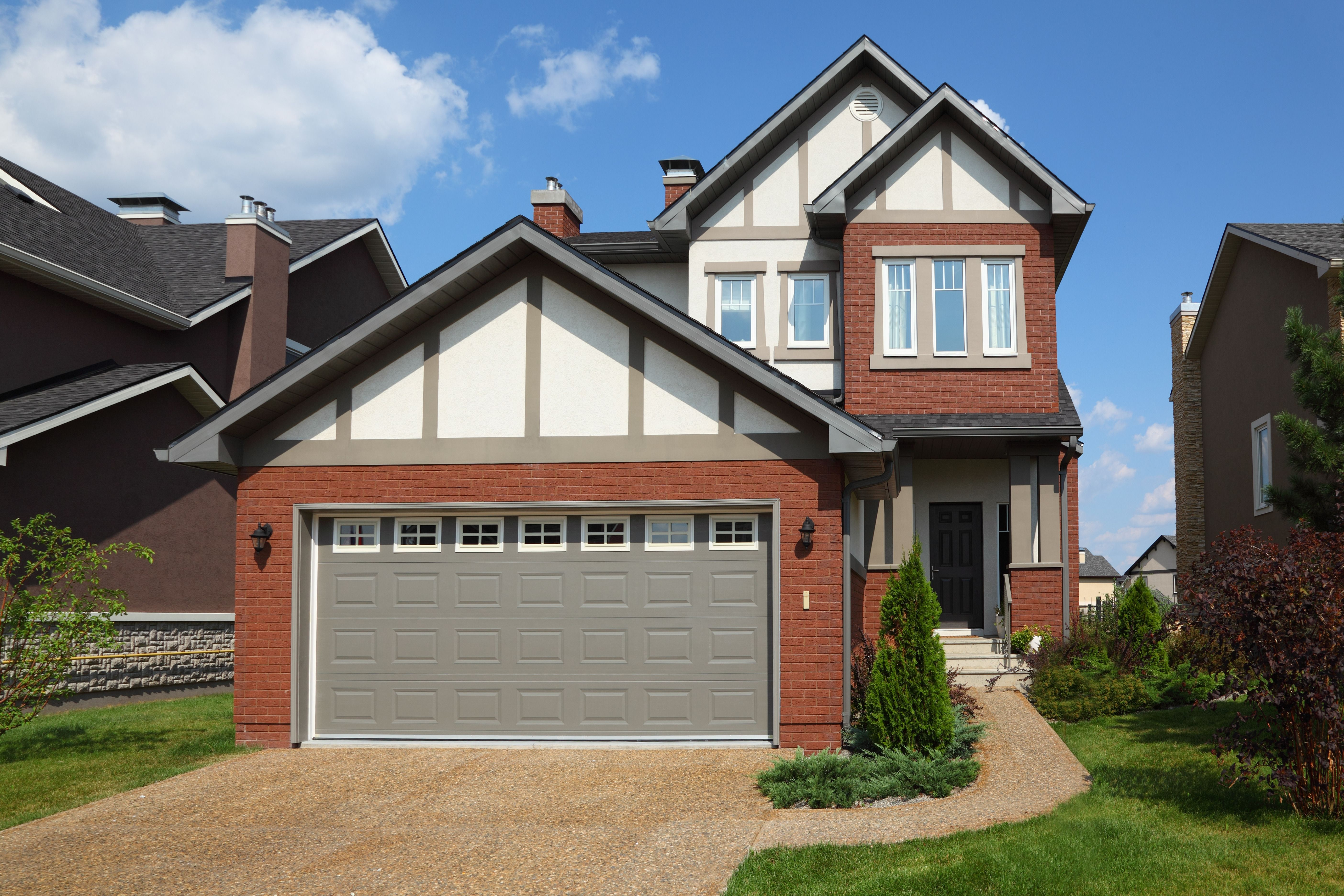 Add a garage to my house - Separate House And Separate Garage Don T Worry My Have Remote Control Garage Door