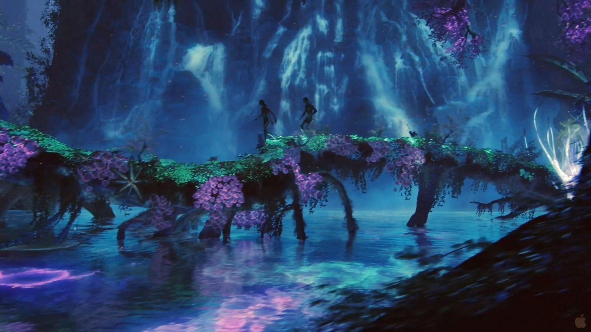 Bioluminescence Avatar, James cameron and Movie