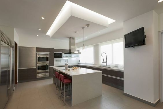 Cocinas contemporáneas, cocinas contemporaneas modernas, cocinas - cocinas pequeas minimalistas