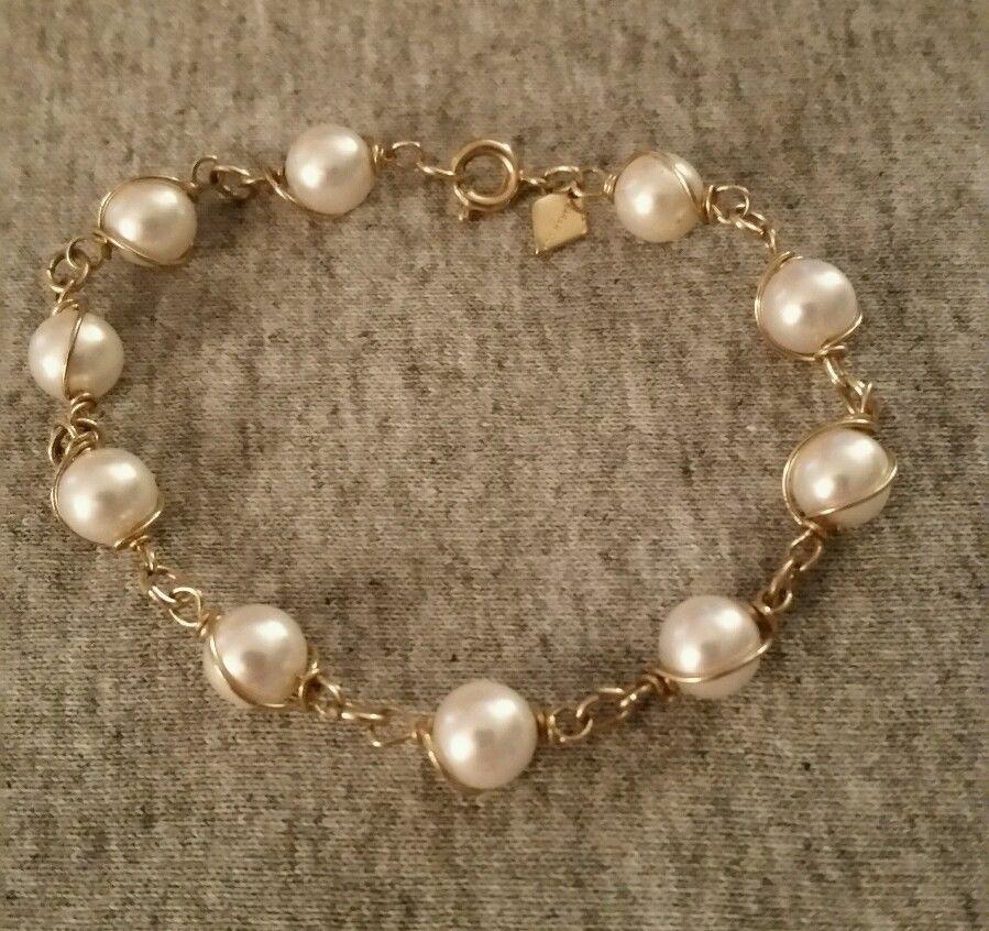 sarah coventry pearl rings