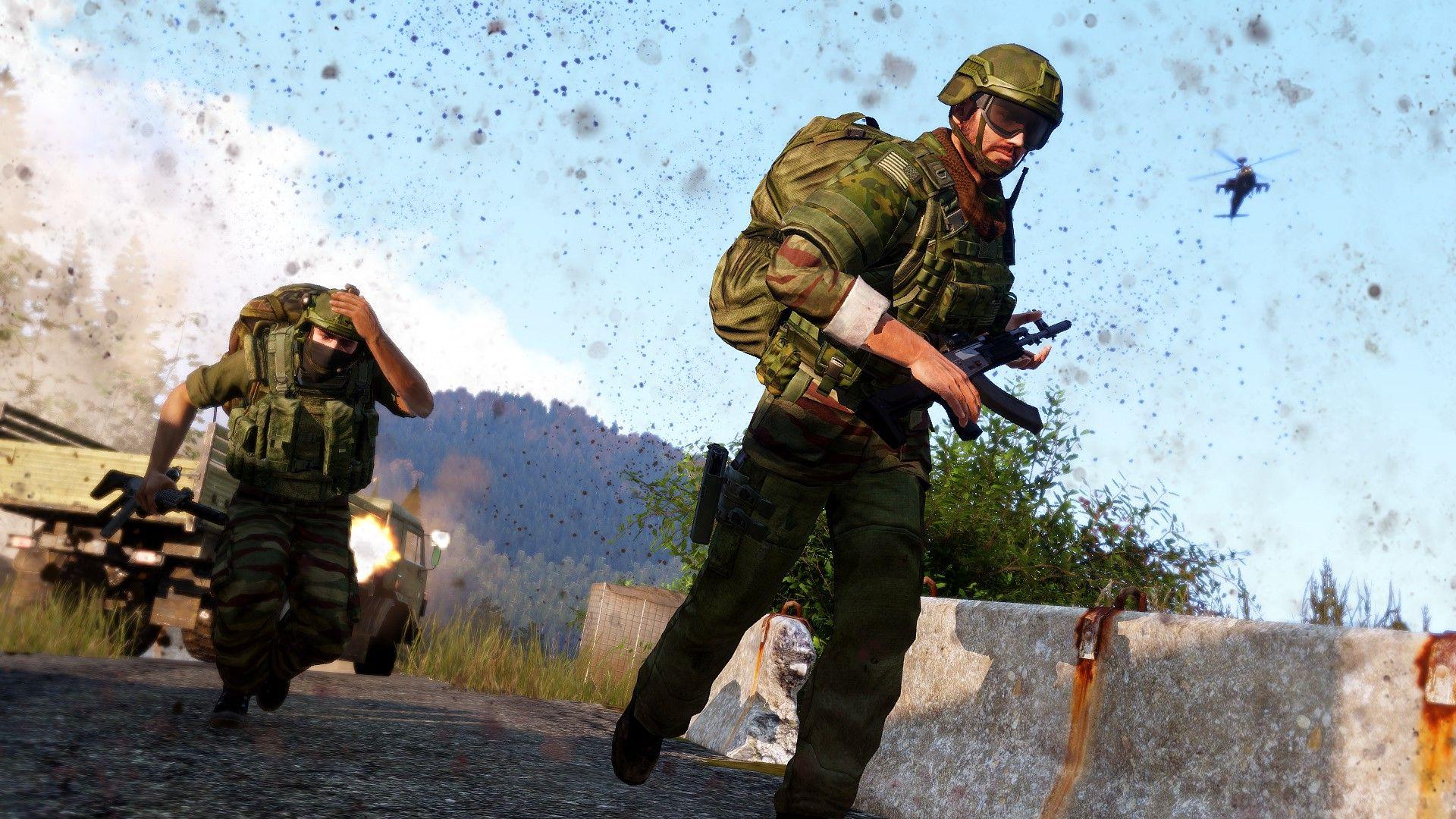 Pin On Arma 3 Screenshots