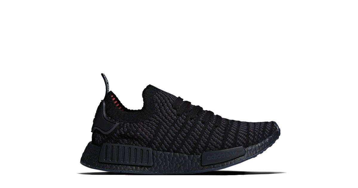 R1 Adidas Core Nmd Cq2391Sneaker Black Releases Primeknit Stlt edxrCoB