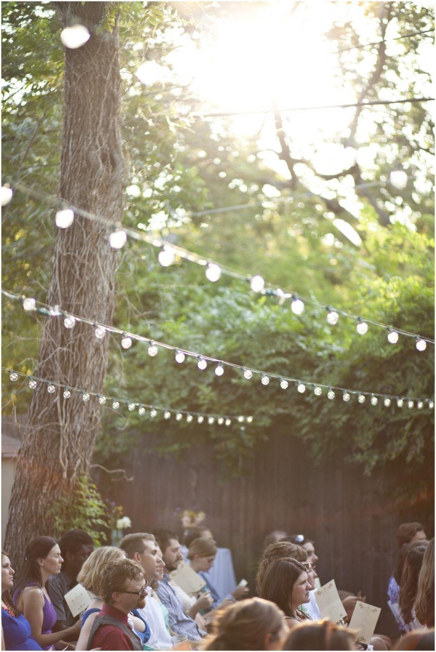 sara stephen a diy backyard wedding dallas tx mary fields