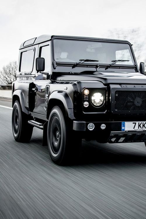 Badass Cars That Have Been Banned In The Usa Land Rover Land
